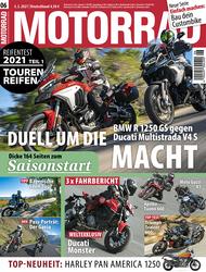 MOTORRAD 06/2021 Titel