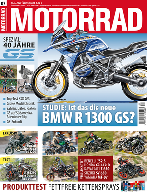 MOTORRAD 07/2020