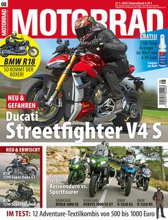 MOTORRAD 08/2020