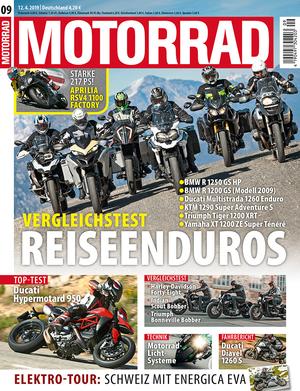 MOTORRAD 09/2019.