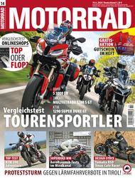 MOTORRAD 14/2020 - Titel.