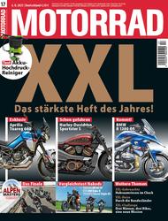 MOTORRAD 17/2021 Titel