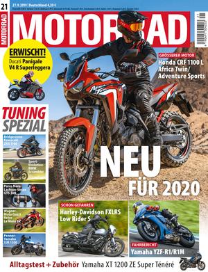 MOTORRAD 21/2019