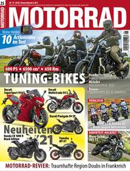 MOTORRAD 25/2020 Titel