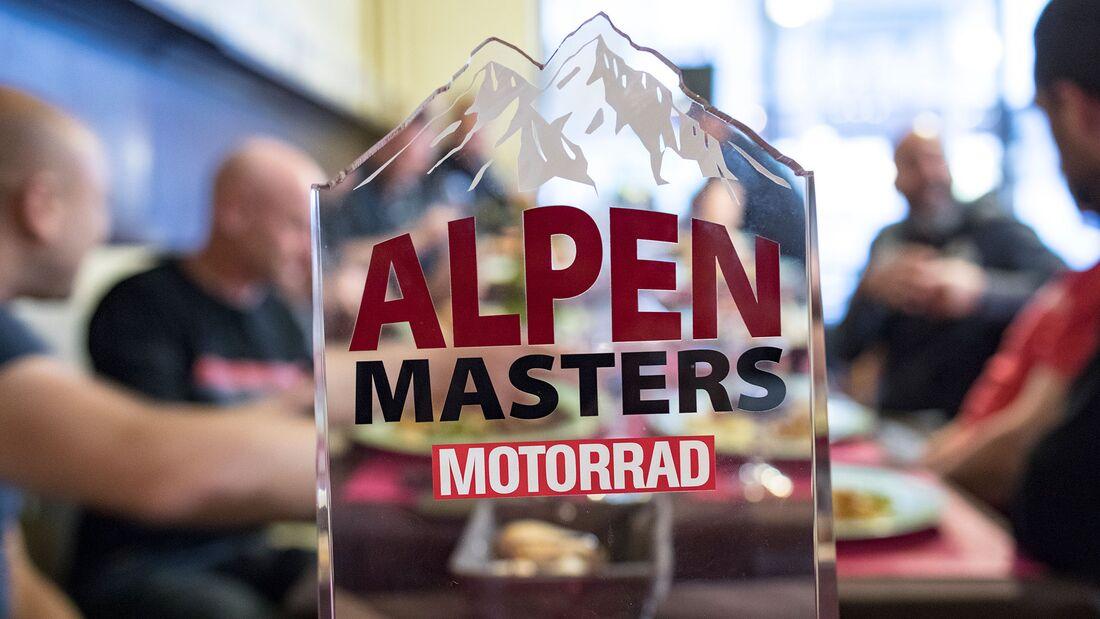 MOTORRAD Alpen-Masters Pokal