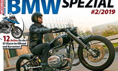MOTORRAD BMW Spezial 2/2019