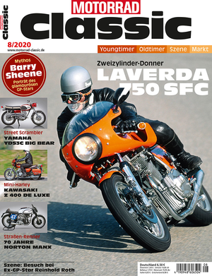 MOTORRAD CLASSIC  08/2020