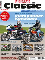 MOTORRAD CLASSIC  6+7/2020