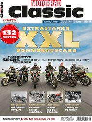 MOTORRAD CLASSIC 7+8/2019