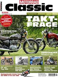 MOTORRAD CLASSIC  9/2020