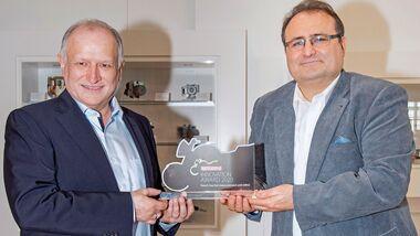 MOTORRAD Innovationspreis 2020 Bosch