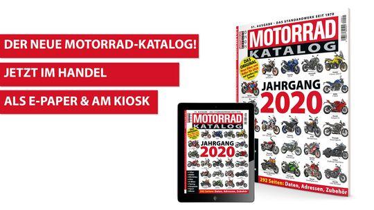 MOTORRAD Katalog 2020