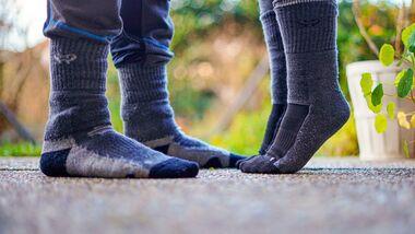 MP Magic Socks 37.5 Socken für Motorradfahrer