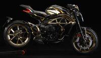 "MV Agusta Dragster 800 RC ""Shining Gold"""