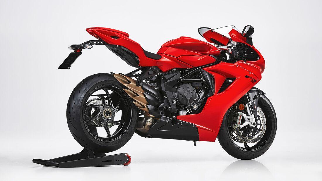 MV Agusta F3 Rosso Modelljahr 2021
