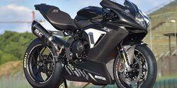 MV Agusta F3XX Rennstreckenmotorrad