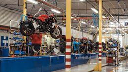 MV Agusta Produktion