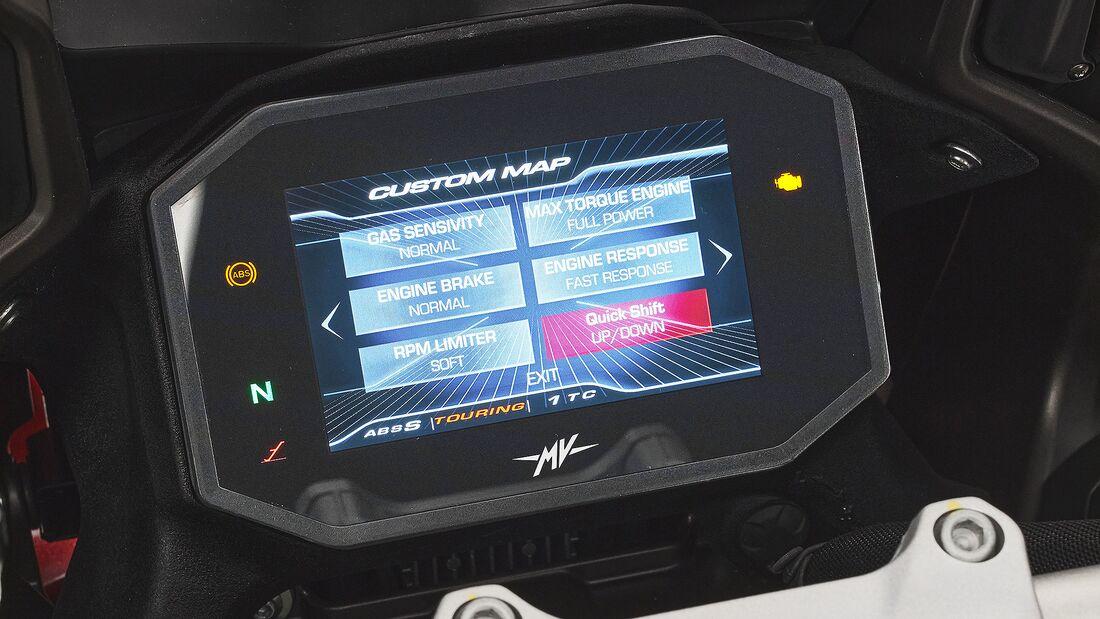 MV Agusta Turismo Veloce Rosso 2021
