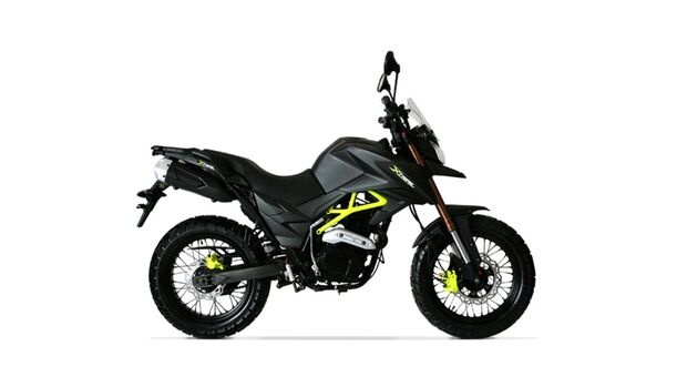 Mag Power X-Trail 125.