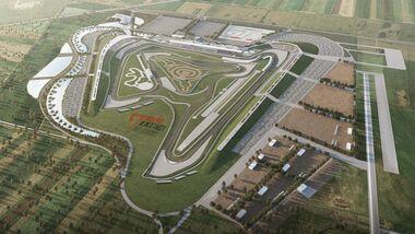 Magyar Nemzetközi Motodrome Ungarn