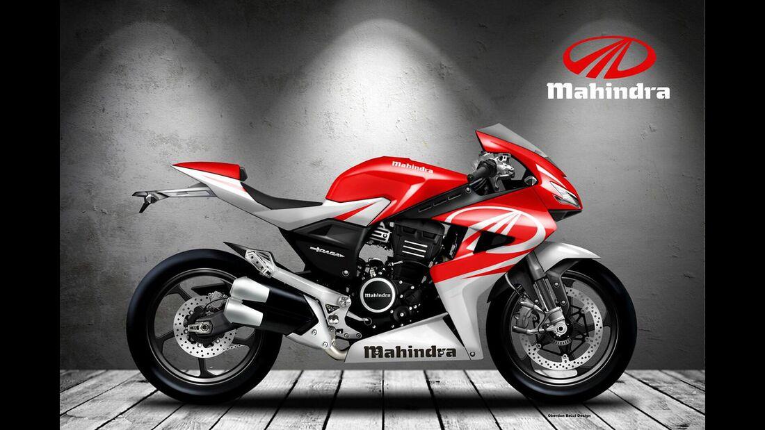 Mahindra Daga 300.
