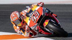Marc Marquez (Valencia-GP 2019).