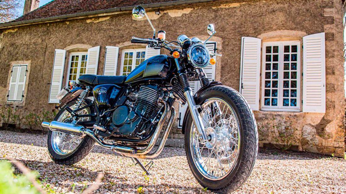 Mash 650cc Six Hundred 2021