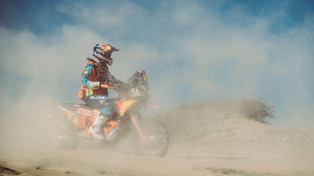 Matthias Walkner - KTM - Motorrad - Rallye Dakar 2018 - Motorsport