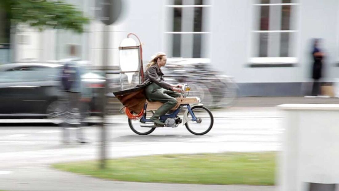 Methan Moped