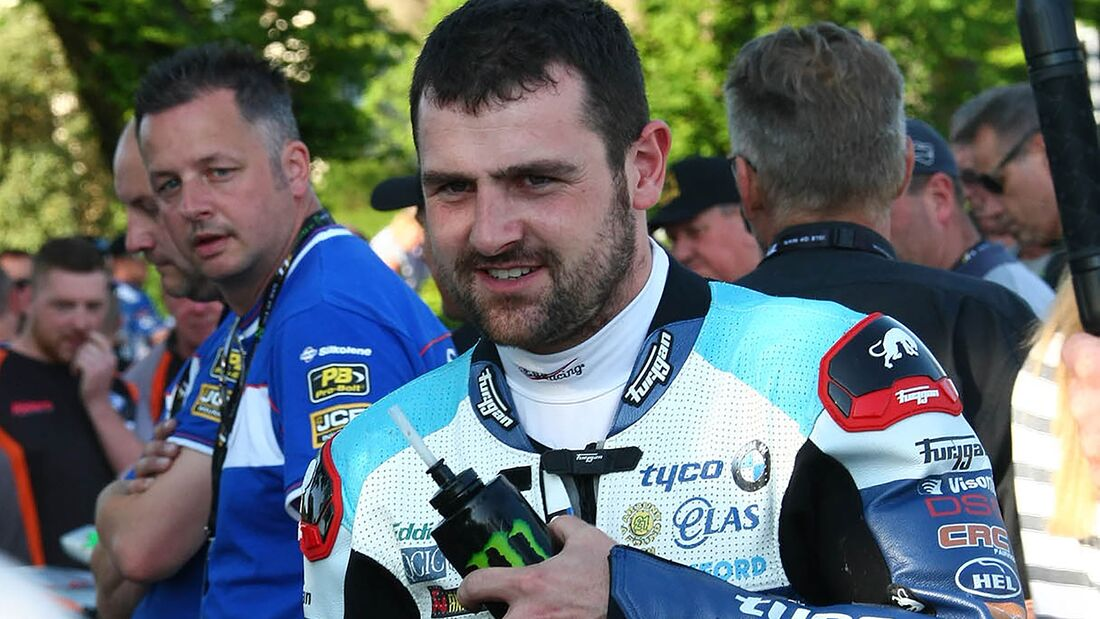 Michael Dunlop