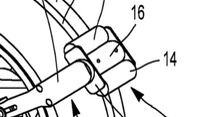 Michelin Patent Rangierhilfe Reibradantrieb
