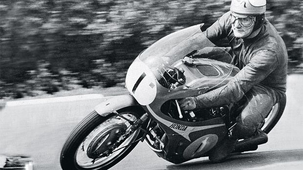Mike Hailwood, 1968, Brands Hatch