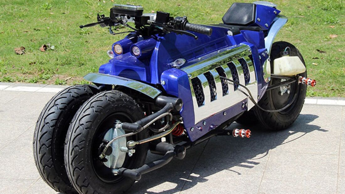 Mini Dodge Tomahawk.