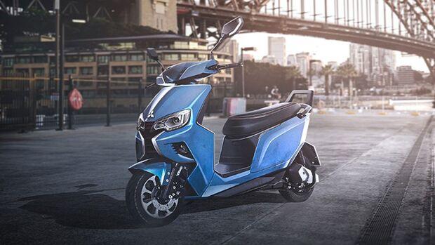 Mitsubishi Scooter