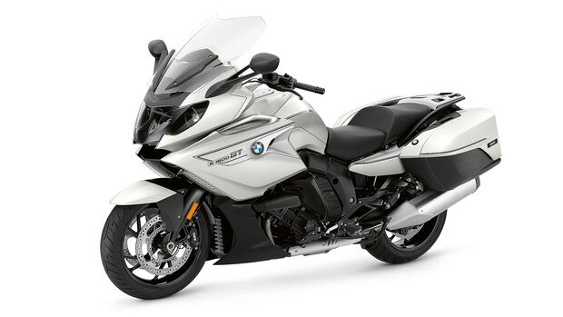 Modelljahr 2021 BMW K 1600 GT