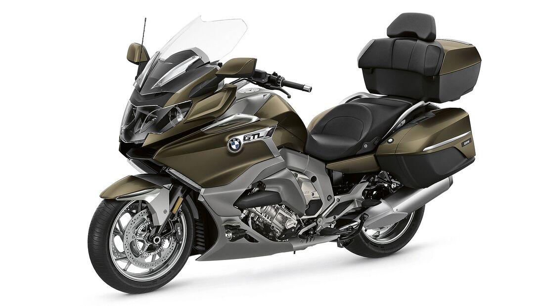 Modelljahr 2021 BMW K 1600 GTL