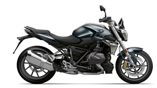 Modelljahr 2021 BMW R 1250 R