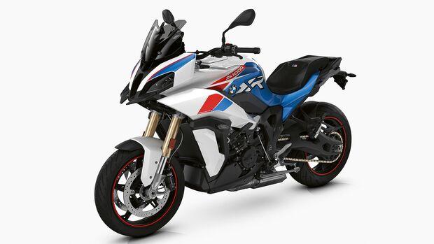 Modelljahr 2021 BMW S 1000 XR