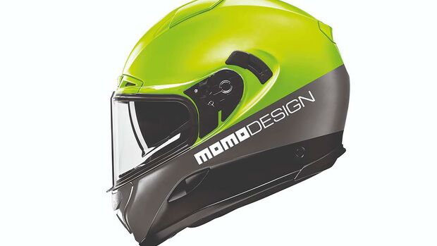 Momo Design Hornet Integralhelm