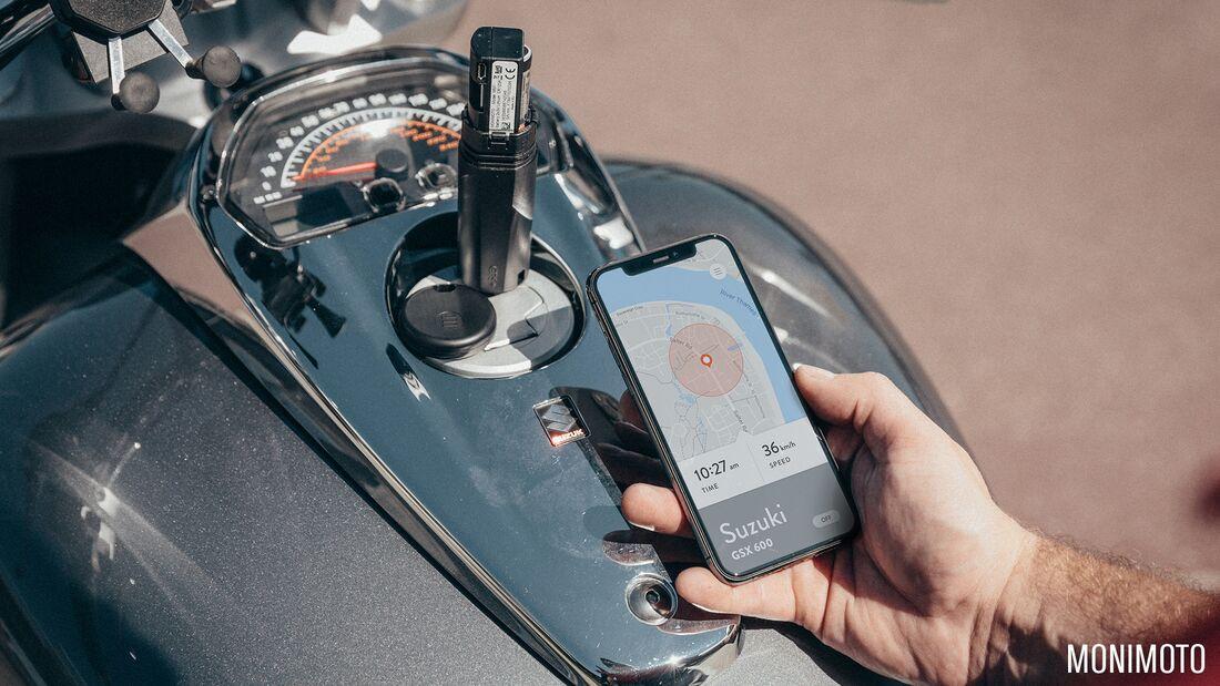 Monimoto GPS-Tracker Advertorial