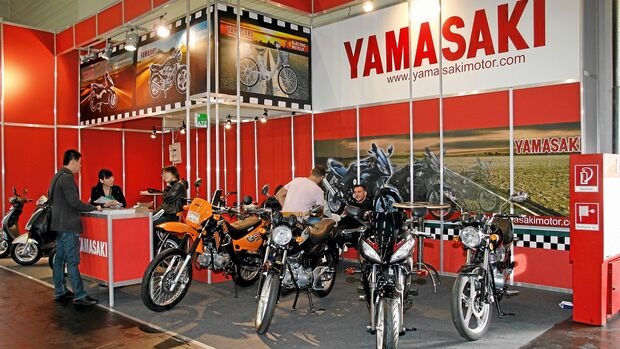 Moorräder aus China Motorradmarkt China