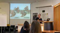 Moped 125er Führerschein Theorie Unterricht