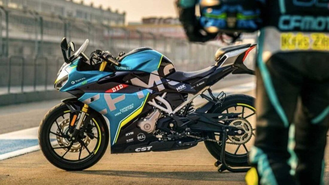 Moto 3 2022 KTM CF Moto