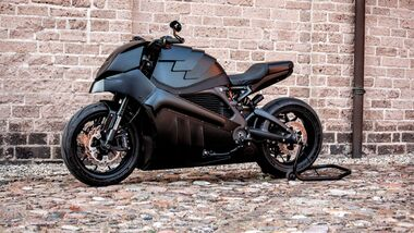 Moto Adonis The Rule Breaker LiveWire-Umbau