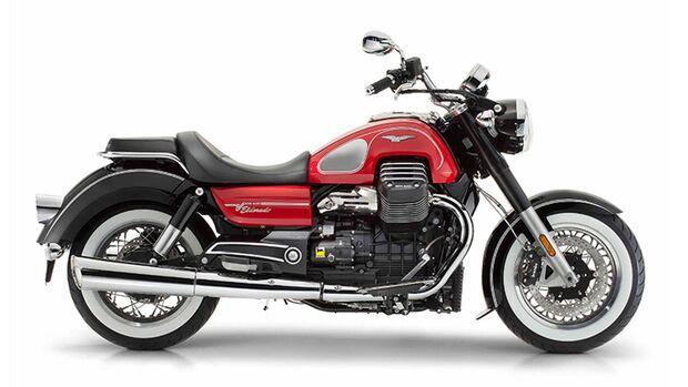 Moto Guzzi Eldorado.