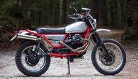 Moto Guzzi Levante 750