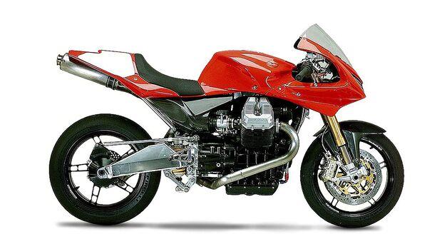 Moto Guzzi MGS-01 von 2003