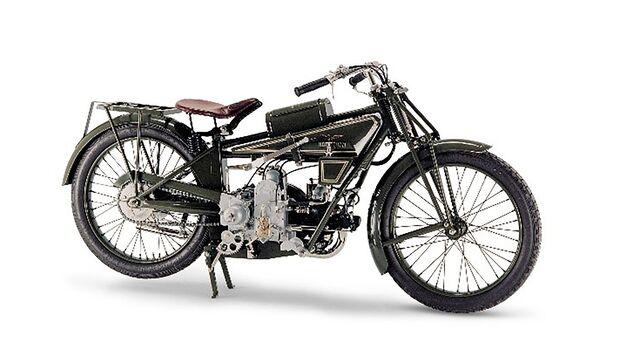 "Moto Guzzi ""Normale"" 1921"