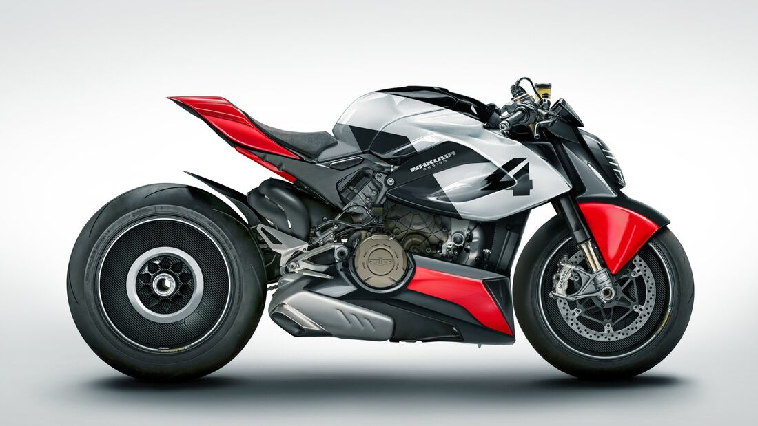 Moto Guzzi Panx2 von Jakusa Design.