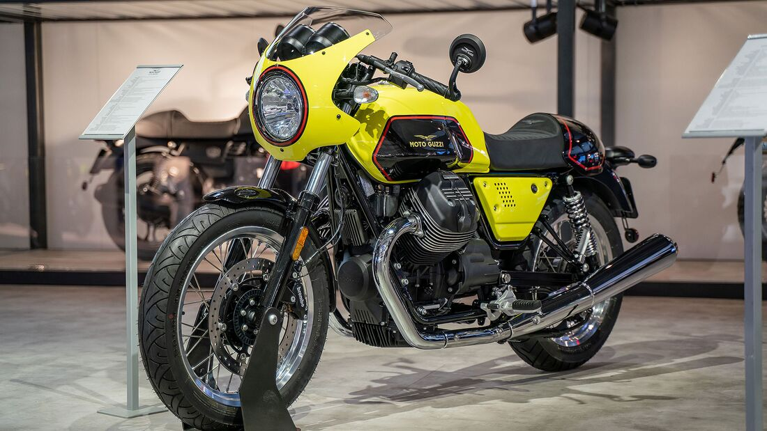 Moto Guzzi Sketchbike-Kits 2019